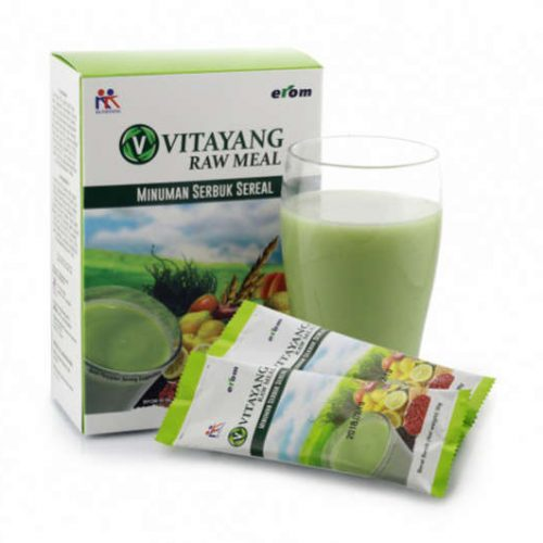 Jual Vitayang Raw Meal di Bandung dan Cimahi